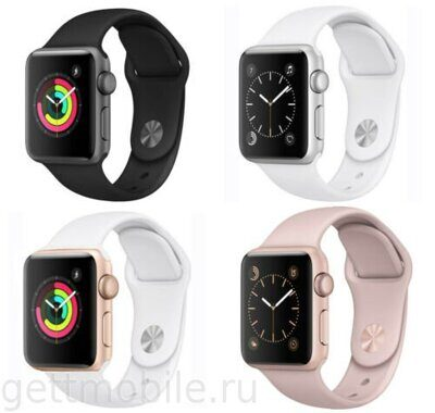 часы Apple Watch 3 42mm уц/т