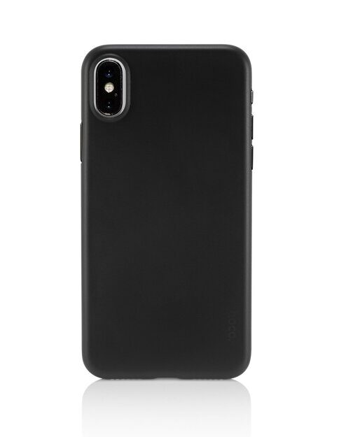 Чехол на iPhone X/Xs Leather Soft Touch