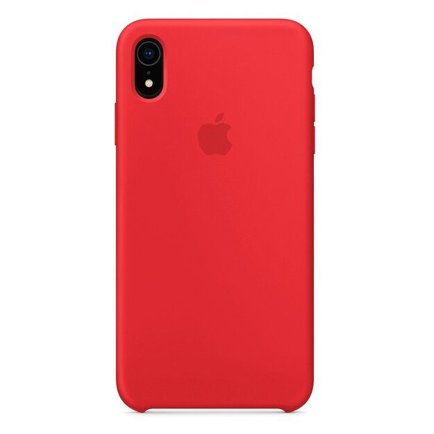 Чехол на iPhone XR Leather Soft Touch
